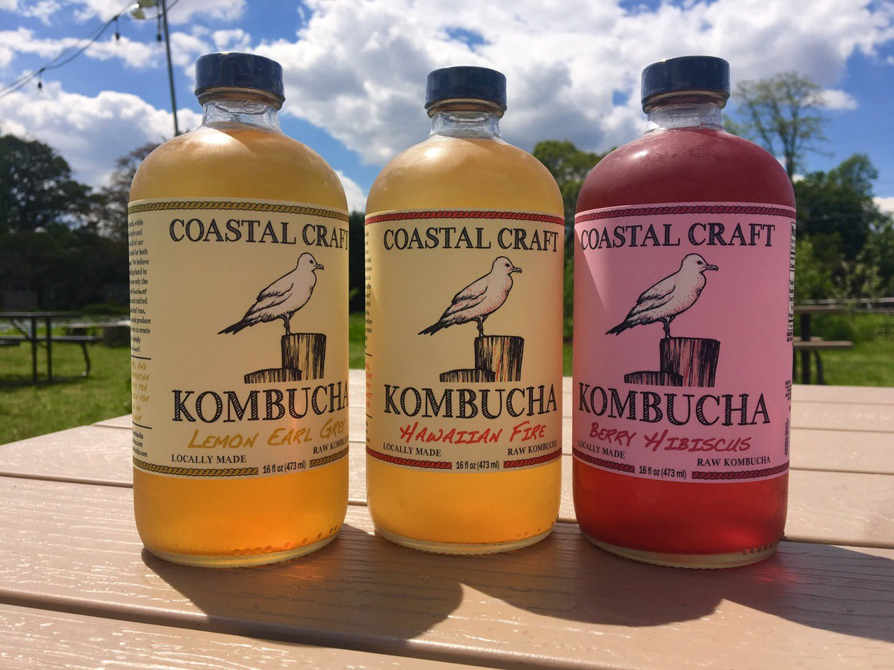 Coastal Craft Kombucha